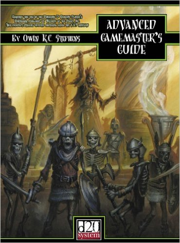 D20: Advanced Gamemaster's Guide - Used