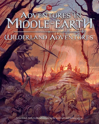 Adventures in Middle Earth: Wilderland Adventures - Used
