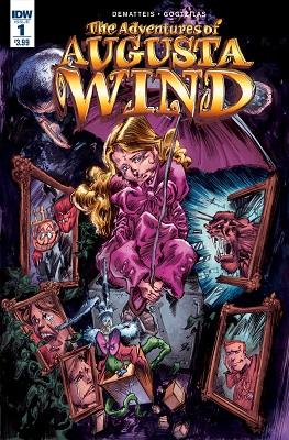 Adventures of Augusta Wind no. 1 (2016 Series)
