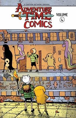 Adventure Time Comics: Volume 4 TP