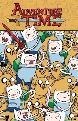 Adventure Time: Volume 12 TP