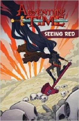 Adventure Time Original: Volume 3: Seeing Red TP