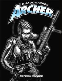 Shadowforce Archer: A Spycraft Campaign Setting - Used