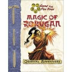 Lengend of The Five Rings: Oriental Adventures: Magic of Rokugan