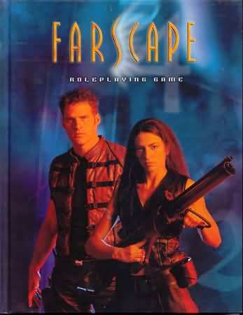Farscape Roleplaying Game - Used