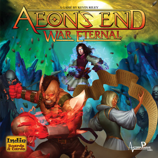 Aeons End: War Eternal Expansion