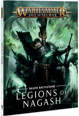 Warhammer: Age of Sigmar: Battletome: Legions of Nagash HC