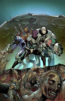 Aliens Vs Zombies (2015) Complete Bundle - Used