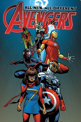 All New All Different Avengers: Volume 1 HC