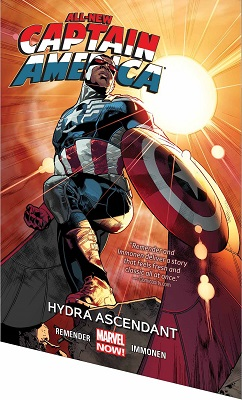 All New Captain America: Volume 1: Hydra Ascendant TP