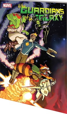 All New Guardians of the Galaxy: Volume 1: Communication Breakdown TP