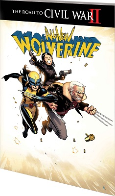 All New Wolverine: Volume 2: Civil War II TP