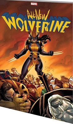 All New Wolverine: Volume 3: Enemy of the State II TP