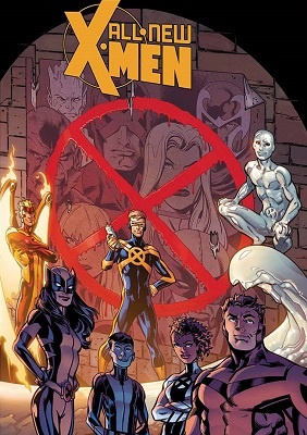 All New X-Men: Volume 1: Ghosts of Cyclops TP - Used