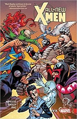 All New X-Men: Volume 4: Inevitable IVX TP