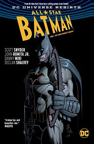 All Star Batman: Volume 1: My Own Worst Enemy TP