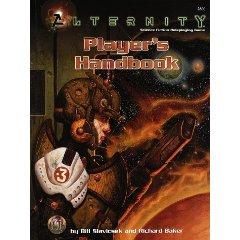 Alternity Players Handbook - Used