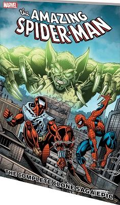 The Amazing Spider-Man: Complete Clone Saga Epic: Volume 2 TP