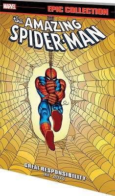 The Amazing Spider-Man: Epic Collection: Great Responsibility TP