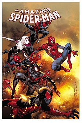 Amazing Spider-Man: Volume 3: Spider-Verse TP