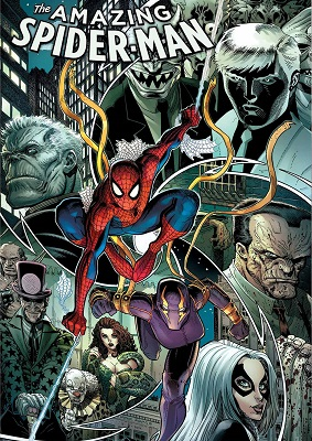 Amazing Spider-Man: Volume 5: Spiral TP