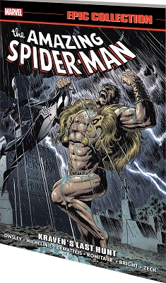 Amazing Spider-Man: Kravens Last Hunt TP