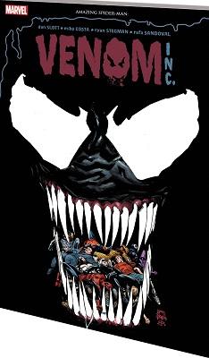 Amazing Spider-Man: Venom Inc TP