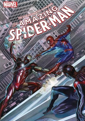 Amazing Spider-Man: Worldwide: Volume 2 HC