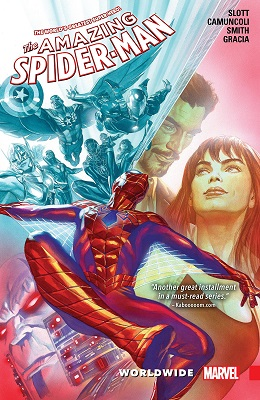 Amazing Spider-Man: Worldwide: Volume 3 HC