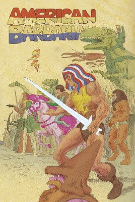 American Barbarian Complete Series TP