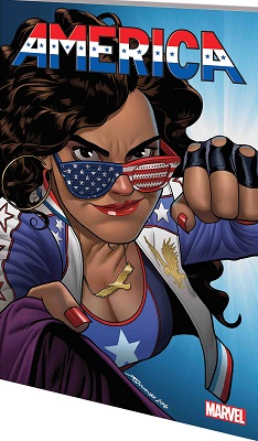 America: Volume 1: Life and Times of America Chavez TP