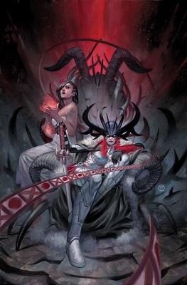 Angela: Queen of Hel (2015) Complete Bundle- Used