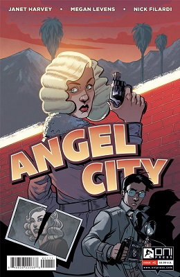 Angel City (2016) Complete Bundle (MR) - Used