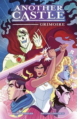 Another Castle Grimoire: Volume 1 TP