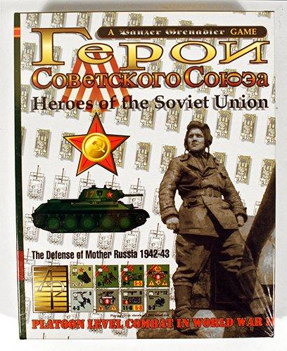 Heroes of The Soviet Union Box Set - Used