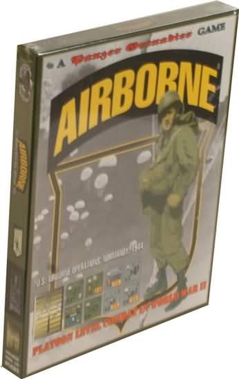 Panzer Grenadier: Airborne: Platoon Level Combat in World War II: Box Set - Used