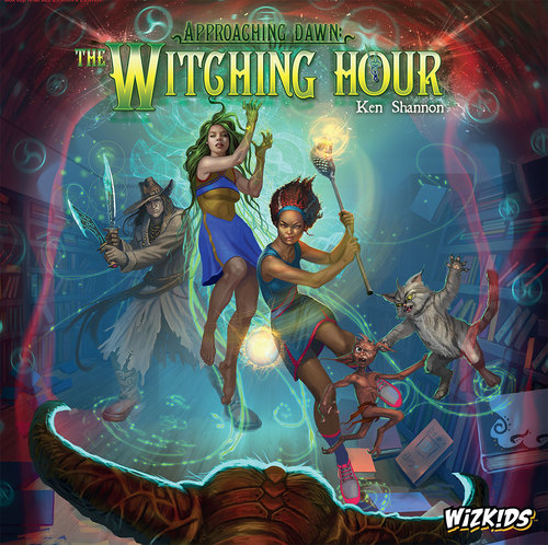 Approaching Dawn: The Witching Hour Board Game