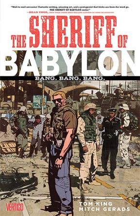 Sheriff of Babylon: Volume 1: Bang Bang Bang TP (MR)