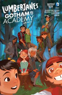 Lumberjanes: Gotham Academy (2016) Complete Bundle - Used