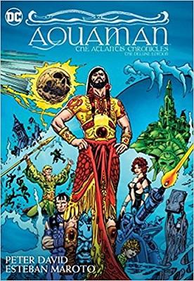 Aquaman: The Atlantis Chronicles HC
