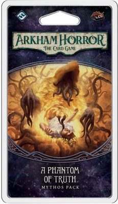 Arkham Horror the Card Game: A Phantom of Truth Mythos Pack