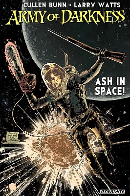 Army of Darkness: Ash In Space TP
