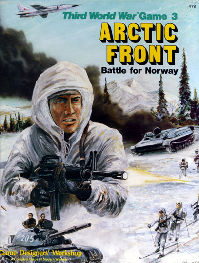Third World War 3: Arctic Front: Battle for Norway - Used