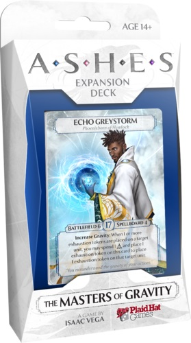Ashes: The Masters of Gravity Expansion
