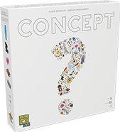 Concept Board Game - USED - By Seller No: 12677 Kathryn R Robertson