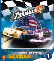 Formula D: Expansion 1: Chicago / Sebring