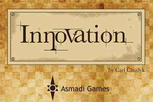 Innovation Card Game Third Edition