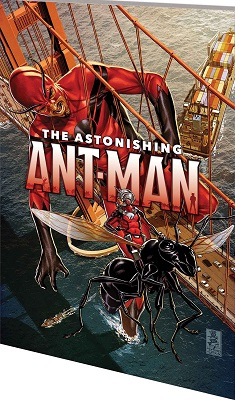 Astonishing Ant-Man: Volume 2: Small Time Criminal TP