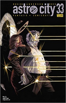 Astro City no. 33 (2013 Series)