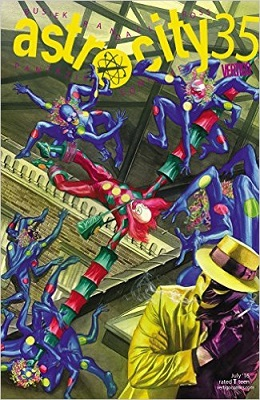 Astro City no. 35 (2013 Series)